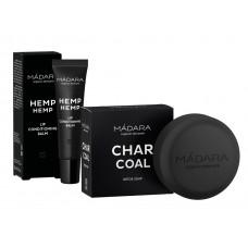 Designish - PENTRU EL: Charcoal & Hemp Hemp
