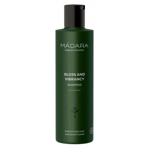 Şampon pentru strălucire / păr normal