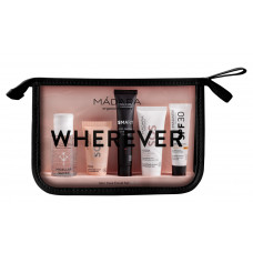 Wherever Skin Care Travel Set 5in1 - Kit de călătorie