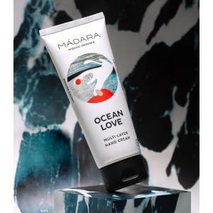 OCEAN LOVE Cremă de mâini multi-layer - ediție limitată