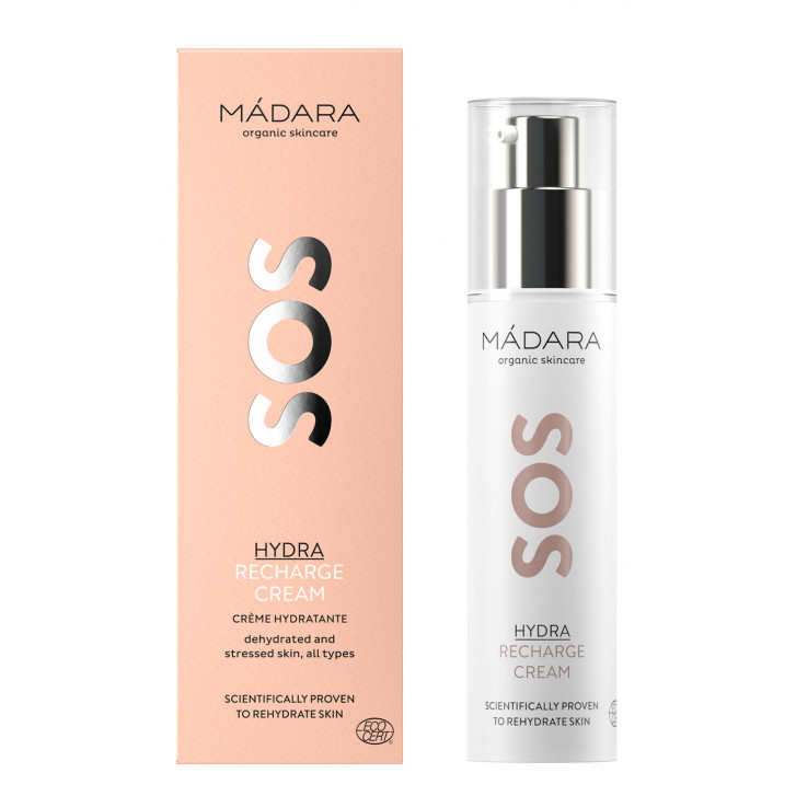 SOS HYDRA Cremă rehidratantă