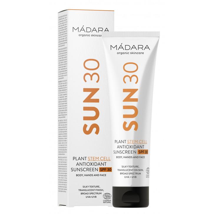 Cremă de soare antioxidantă SPF 30