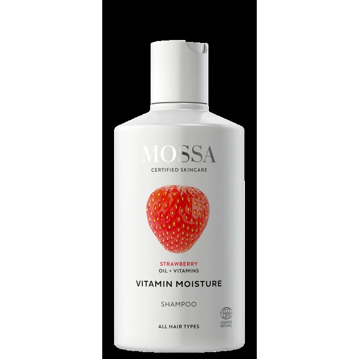 VITAMIN MOISTURE Șampon hidratant (toate tipurile de păr)