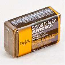 Sapun de Alep cu ulei de argan si argila rhassoul