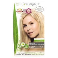 10.0 Blond platinat - Vopsea naturala de par