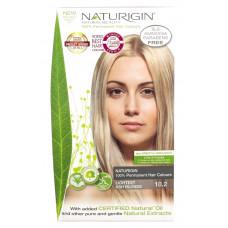 10.2 Blond cenusiu foarte deschis - Vopsea naturala de par