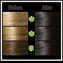 2.0 Negru - Vopsea naturala de par
