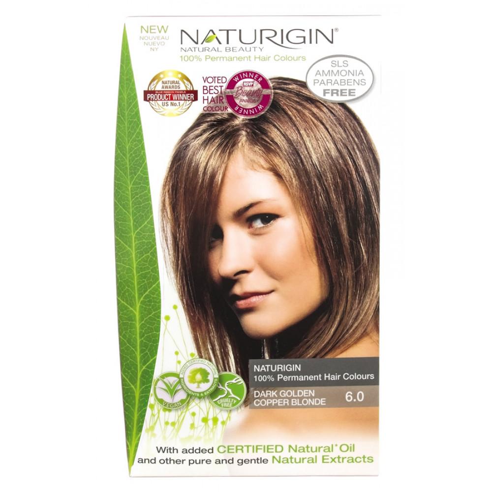 60 Blond Inchis Auriu Aramiu Vopsea Naturala De Par
