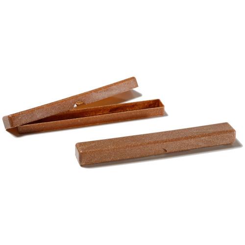 Etui din bioplastic (lemn lichid) pentru periuța de dinți