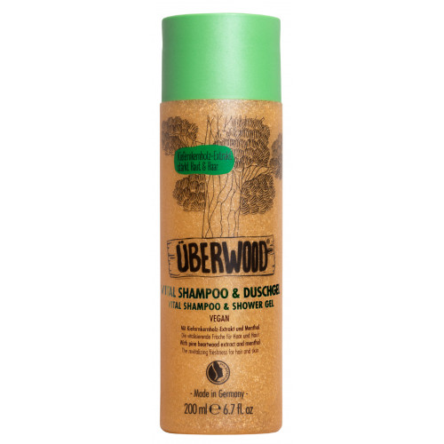VITAL Gel de duș & șampon