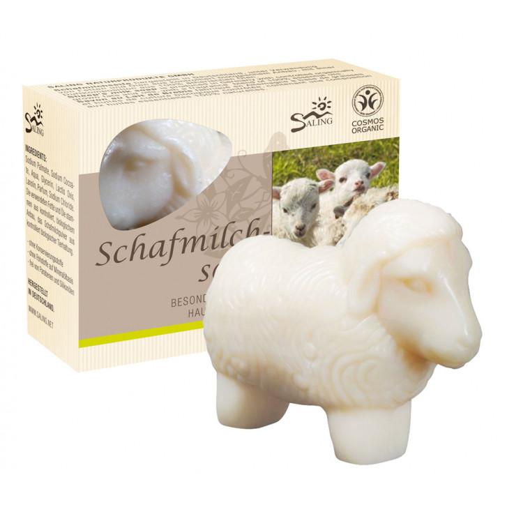 Oiță albă - săpun cremos cu lapte de oaie