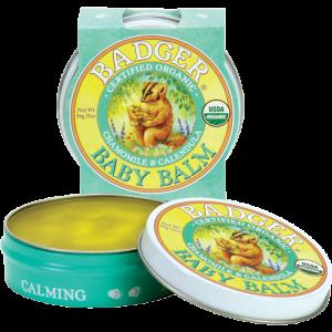 Balsam pentru bebeluși