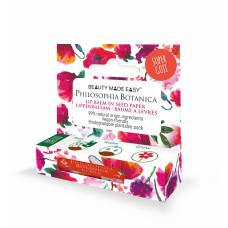 Balsam de buze în ambalaj plantabil - Super Goji