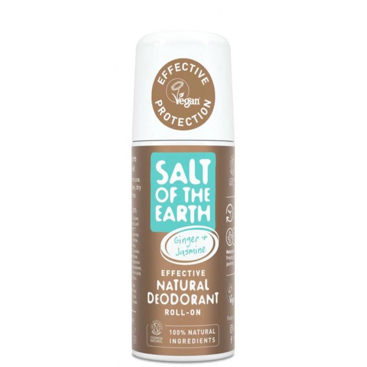 Deodorant natural GINGER JASMINE - roll-on
