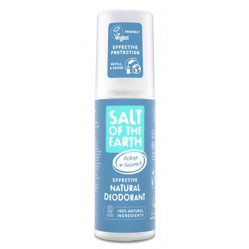 Deodorant natural OCEAN COCONUT - spray