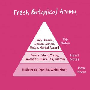 Deodorant natural balsam PEONY BLOSSOM (bujor) - borcănaș