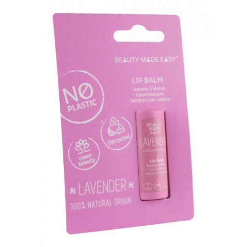 Balsam de buze LAVENDER (zero plastic)