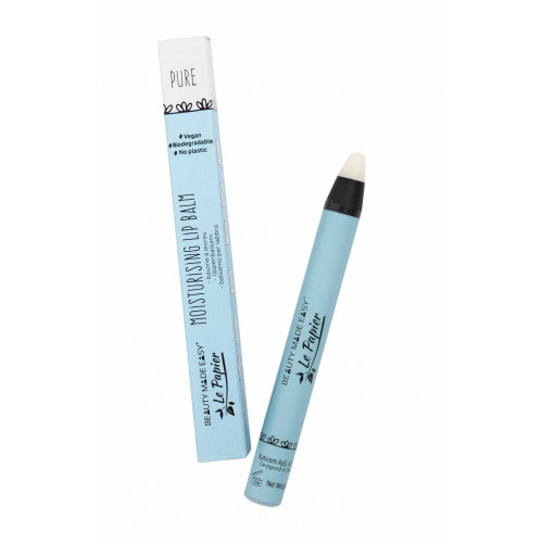 Balsam de buze hidratant PURE / LE PAPIER