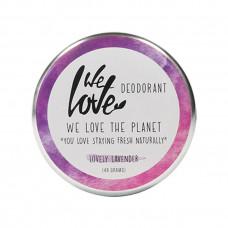 Deodorant natural cremă LOVELY LAVENDER