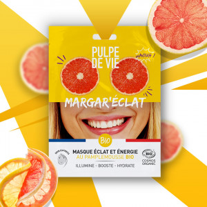 Mască energizantă iluminatoare Margar'Eclat