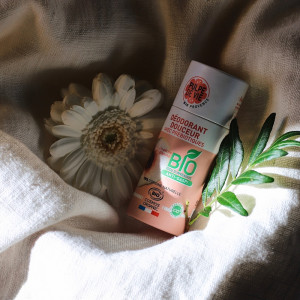 Deodorant stick delicat ANTI TRANS-PEACH (zero plastic)