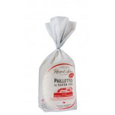 Fulgi de săpun natural pentru spălarea rufelor (fără miros, hipoalergen)