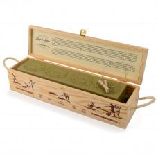 Cutie cadou cu săpun organic de Marsilia 2.5 kg