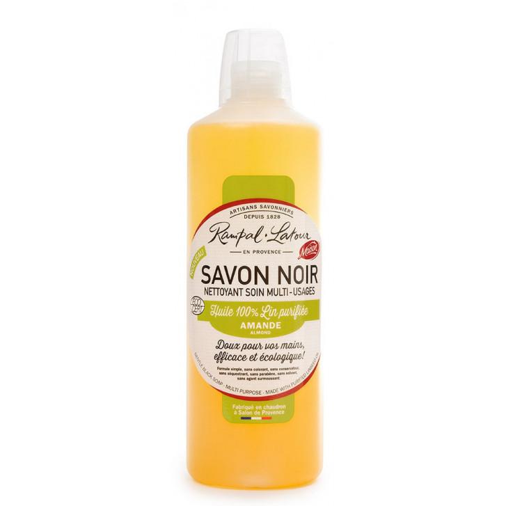 Savon Noir migdale - concentrat natural pentru toate suprafeţele (=33 litri)
