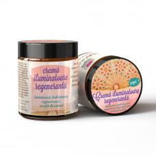 Crema naturala iluminatoare regeneranta