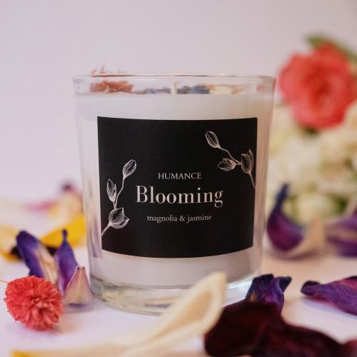 Lumânare cu magnolie & iasomie – Blooming