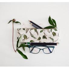 Penar cu imprimeu botanic