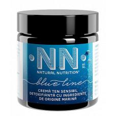 BLUE LINE Crema ten sensibil detoxifianta cu ingrediente marine