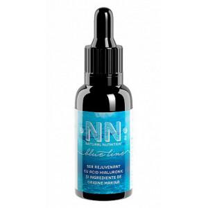 BLUE LINE Ser rejuvenant cu acid hialuronic si ingrediente marine