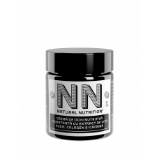 Crema de ochi nutritiva hidratanta cu extract de vita rosie, colagen si cafea