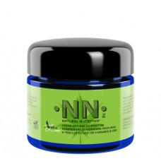 Crema antiage cu efect de regenerare și hidratare profunda a tenului cu ulei de cannabis și CBD