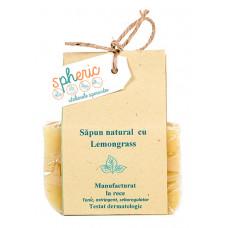 Săpun natural cu lemongrass
