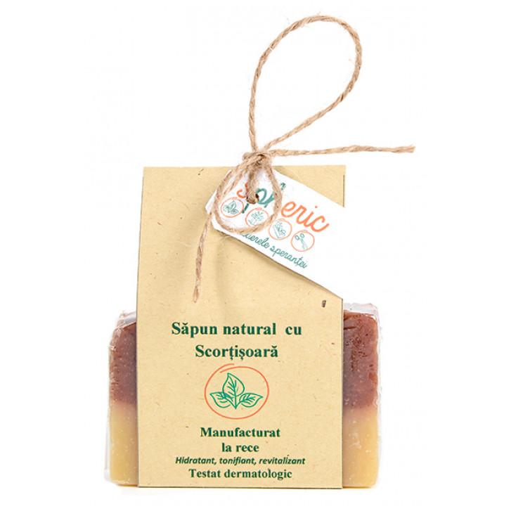 Săpun natural cu scorțișoară