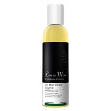 Aloe Mint Volume Shampoo (păr fin/normal, tendinţe îngrăşare)
