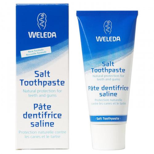 Pastă de dinţi cu sare