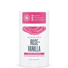 Deodorant stick natural Rose Vanilla