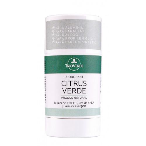 Deodorant natural CITRUS VERDE