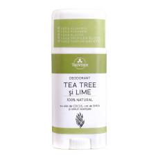 Deodorant natural TEA TREE LIME