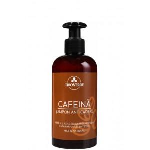 Șampon anticădere cu extract de cafeină