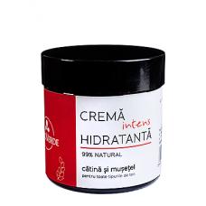 Crema intens hidratanta catina & musetel